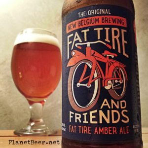 Review Of Fat Tire Friends Collabeeration Pack Planet Beer